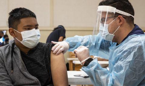 Решено! Задължиха ваксинирането на всички ученици на 12 и повече години - 1