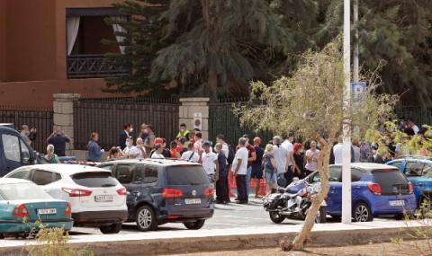 Българи блокирани в хотел в Тенерифе