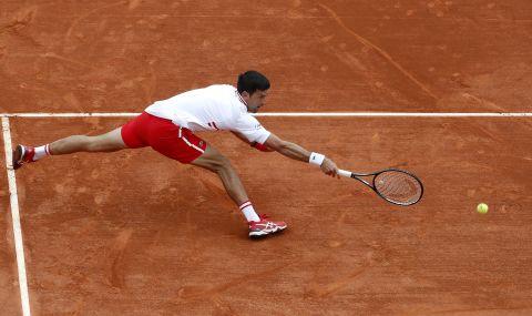 Джокович се отказа от турнира в Мадрид