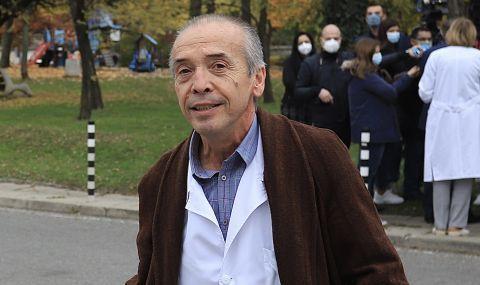 Мангъров: Борисов ме разбра за COVID, но не устоя на зомбираната група около него