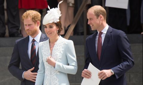 Бившата на принц Хари покани Уилям и Кейт на сватбата си