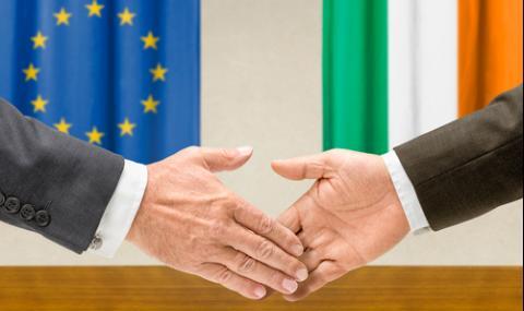 ЕС готви помощен пакет за Ирландия