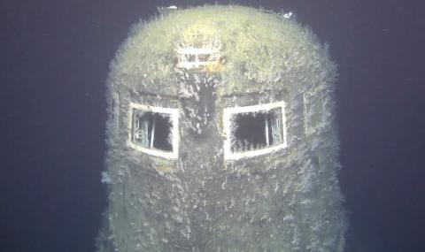 Откриха загубена подводница