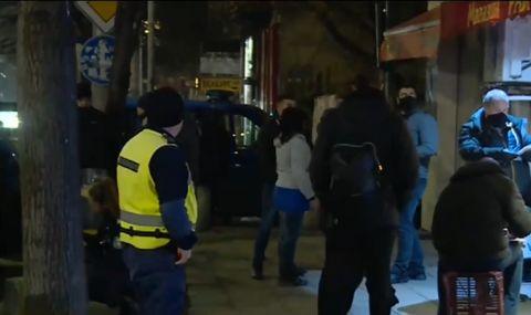 Продължават да издирват извършителите на въоръжения грабеж в София
