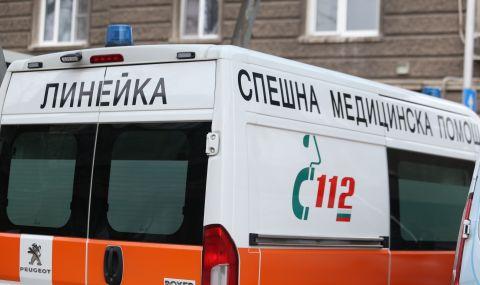 """Шофьор излетя от пътя в прохода """"Петрохан"""", в болница е  - 1"""