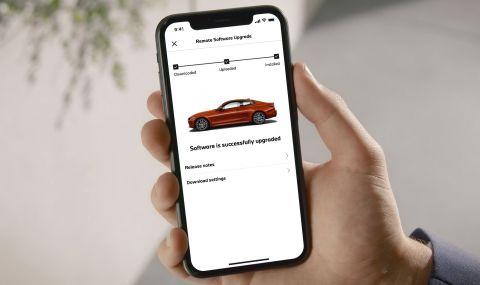 BMW показа ново приложение за смартфон - 4