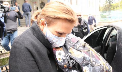 100 000 лв. гаранция за майката на убиеца на Милен, повдигнаха ѝ обвинение