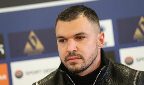 Официално: Божинов се раздели с Левски