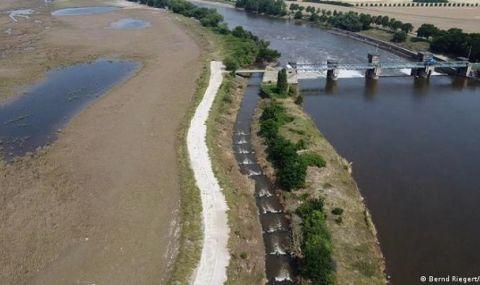 """Проектът """"Делта"""": Как Нидерландия се справя с наводненията - 1"""