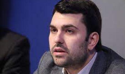 Георг Георгиев: Президентът се превърна в рекетьор - 1