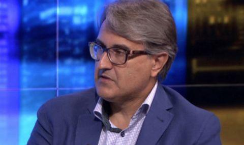 Евгений Кънев: Сценаристите на Слави ще тласнат страната към нови избори