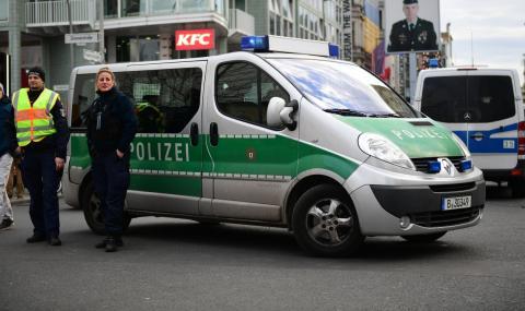Германската полиция застреля турчин
