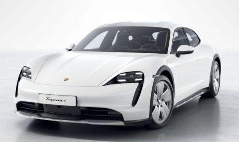 Porsche не смогва с производството на Taycan - 1