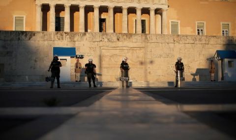 Промени в гръцкото правителство