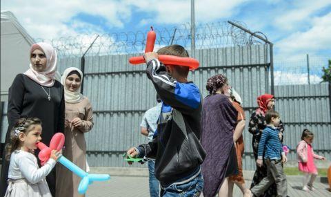Чечения отмени задължителното носене на маски