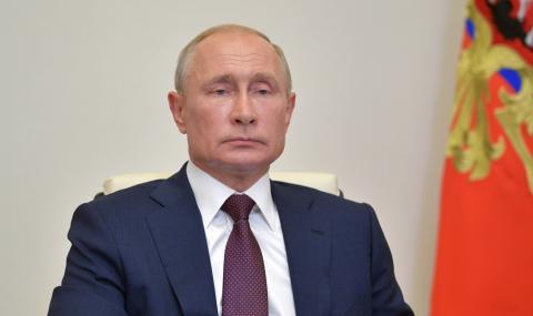 Путин с първи думи за отравянето на Навални