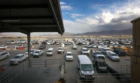Летището в Кабул с нова система за ПВО