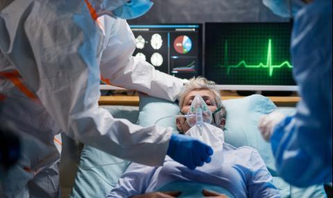 Откриха фактор, който увеличава 6 пъти риска от смърт при коронавирус