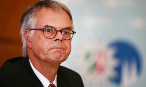 Принудиха шефа на полицията в Кьолн да подаде оставка