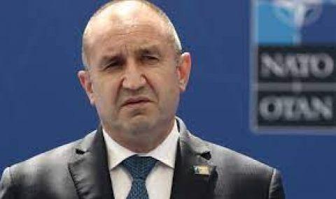 Радев предлага страните от НАТО да произвеждат високо ефективно военно оборудване