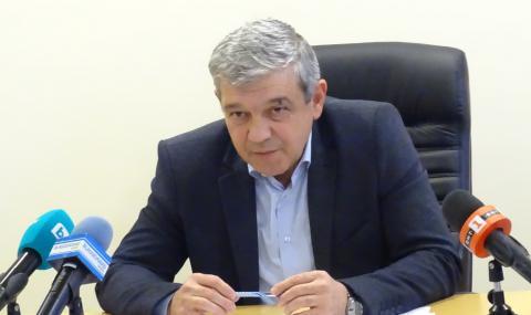 Румен Томов остава на кметския пост в Благоевград