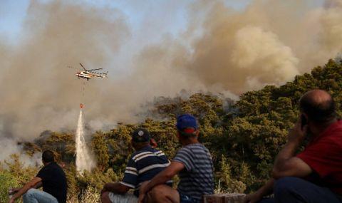 Турция е в пламъци! Чуждестранни лидери предлагат помощ заради мащабните горски пожари (ВИДЕО) - 1