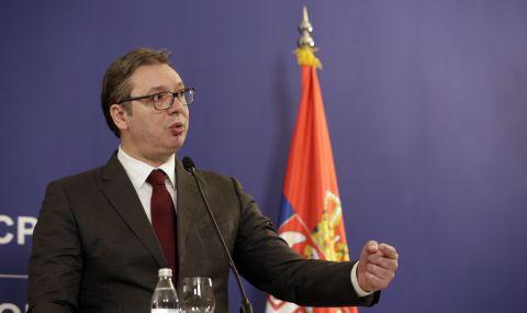 Сърбия получи първи доставки от