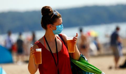 Ако германец в Добрич се зарази с коронавирус. И още факти за България.
