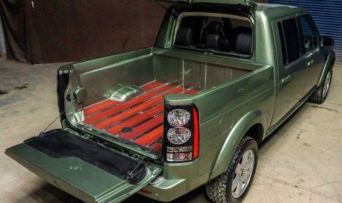 Land Rover Discovery пикап в една единствена бройка - 7