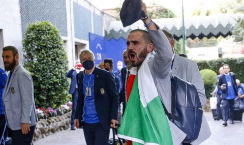 UEFA EURO 2020 Героят за Италия: Играхме страхотно, сега сме легенди