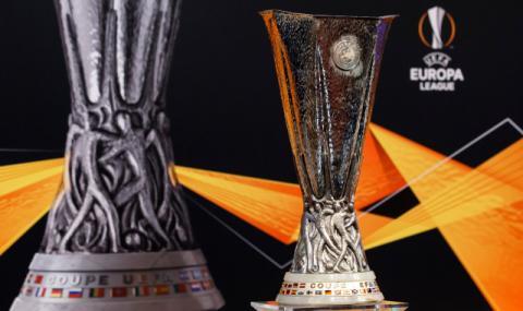 България е вариант за отложените мачове от Лига Европа