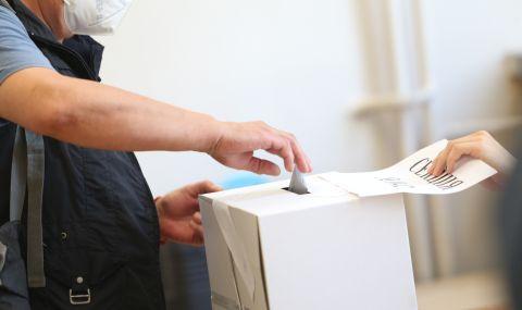 ГЕРБ-СДС спечели изборите в Сливенско