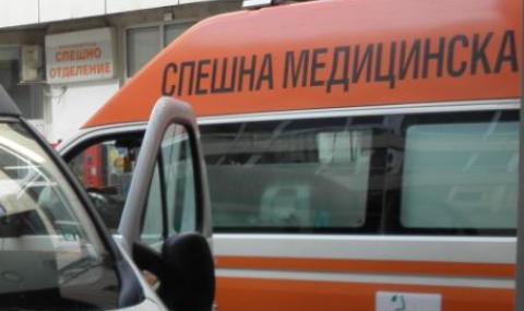Невръстно дете с тежка травма след падане от кооперация в Пловдив