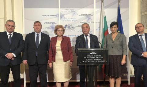 Валери Симеонов: Работим за 300 лв. минимална пенсия