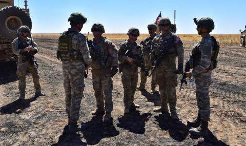 Армиите на Турция и САЩ обединиха сили