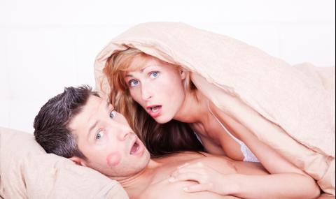 Как да разпознаете женската изневяра?