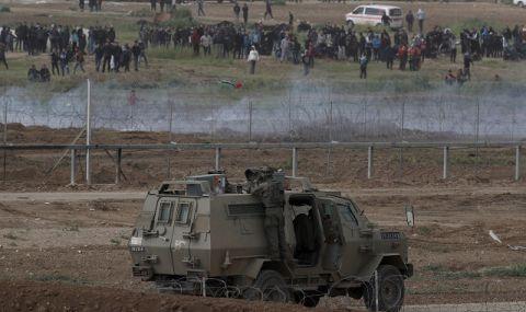 Сухопътен удар! Израелската армия чака одобрение за нахлуване в Газа