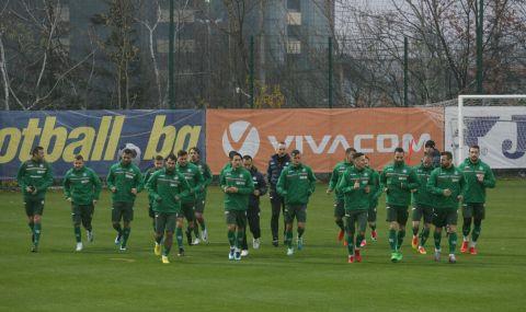 Футболните ни национали се представиха добре срещу Словакия и стигнаха до равенство