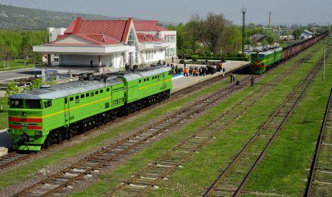 Молдова остава без влакове