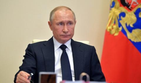 Путин: Държим коронавируса под контрол