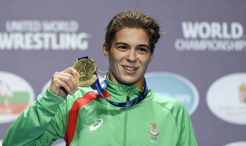 Още един медал за България! Тайбе Юсеин спечели бронз на Олимпиадата - 1