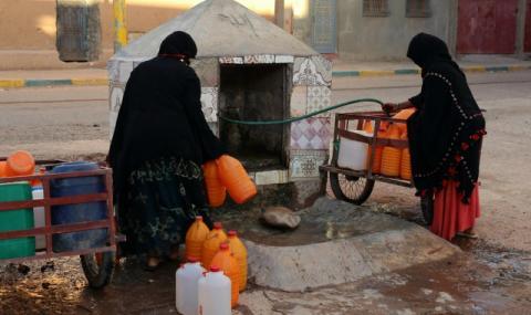 Отчаяние: 15 души загинаха в Мароко при раздаване на помощи