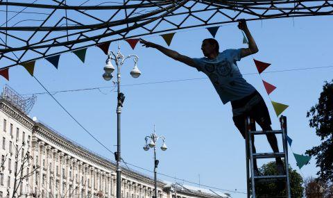 Украйна налага украинския език