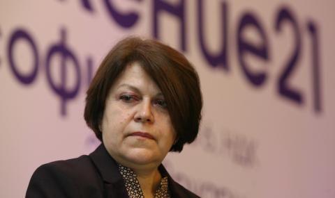 Татяна Дончева: ГЕРБ събра изключителен ресурс, щавейки бизнеса 15 години