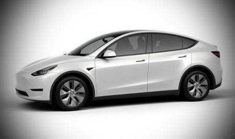 Базовата Tesla Model Y вече струва колкото аналогичен автомобил с ДВГ