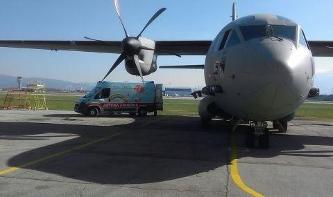 Успешна хуманитарна мисия на родните ВВС в Хърватия