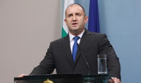 Контра от Румен Радев: Не сме съгласували бюджета