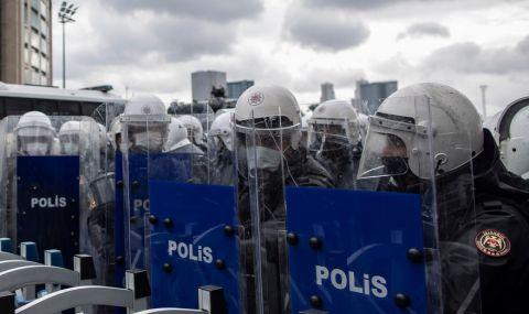 Задържаха 14 лица заподозрени в съпричаност на ДАЕШ