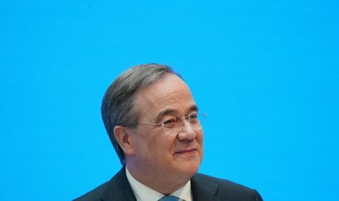 Армин Лашет е кандидат за канцлер на Германия