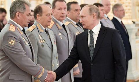 Путин разпореди: Да се увеличат заплатите на военните и служителите в силовите структури! - 1